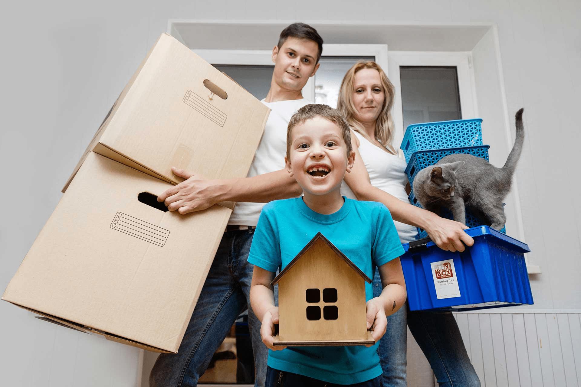 Оформление дарственной на квартиру между близкими родственниками