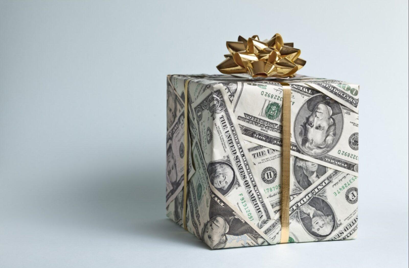 Договор дарения денежных средств между родственниками