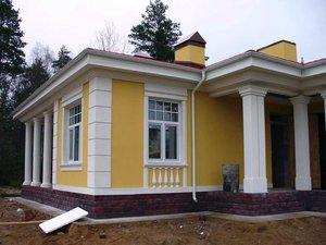Акриловые краски для фасадов