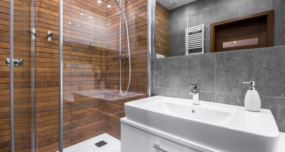Чем отделать стены в ванной - отделка ванной