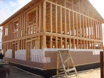 Качественное строительство каркасных домов
