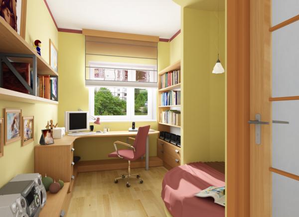 Какой должна быть комната школьника