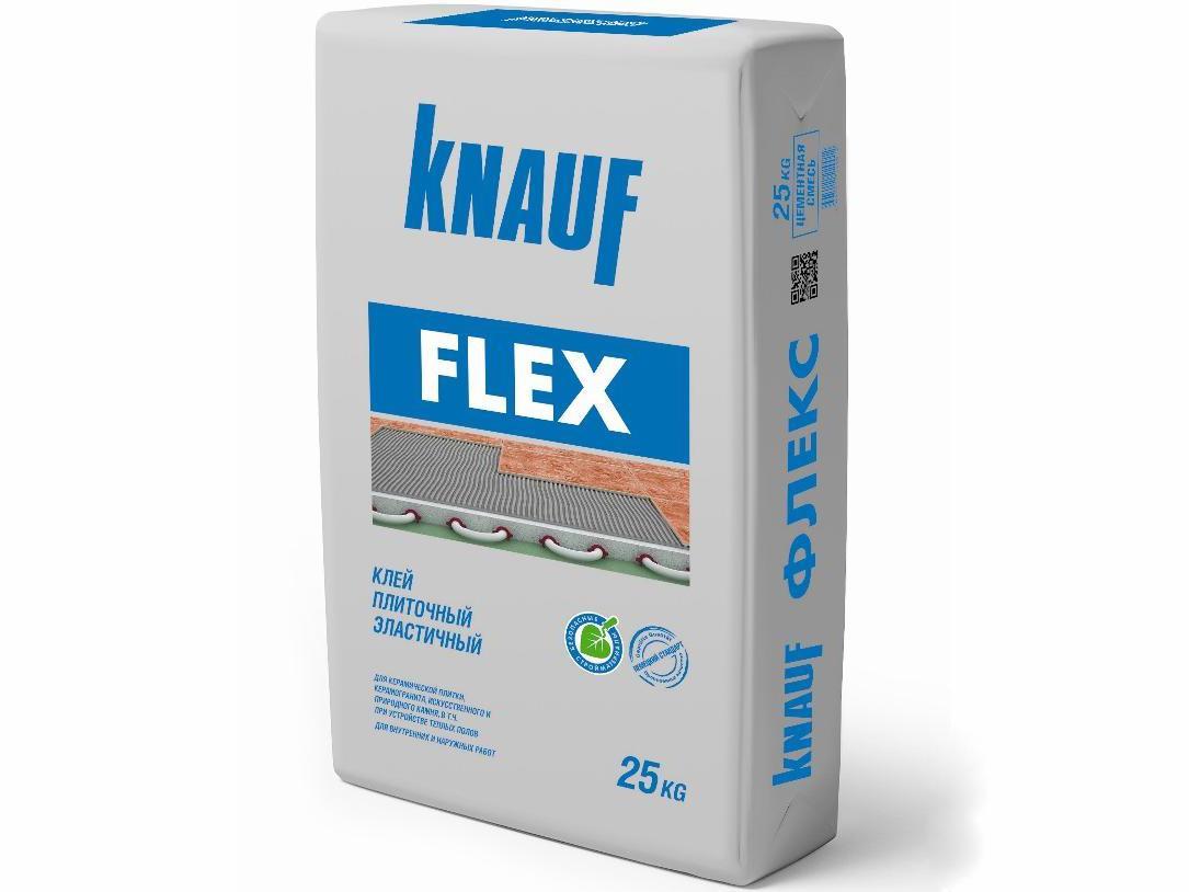 Какой выбрать плиточный клей из того что предлагает KNAUF?