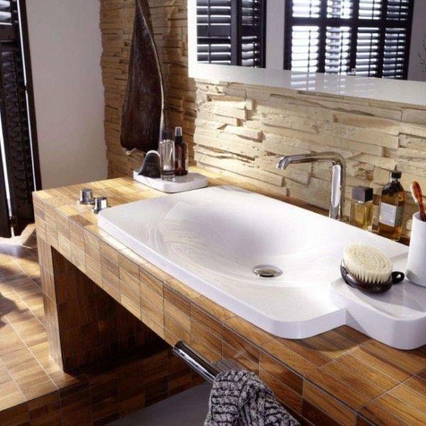 Какую выбрать раковину для ванной комнаты?
