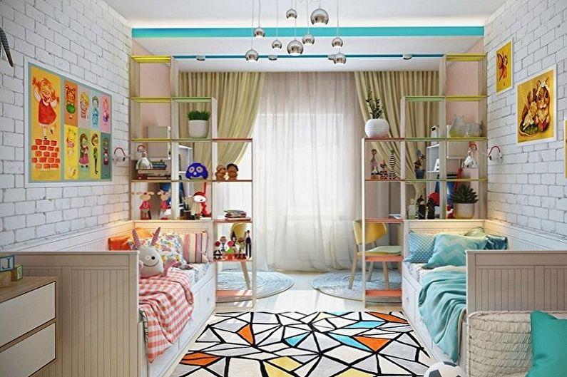 Комната для ребенка: дизайн, обустройство