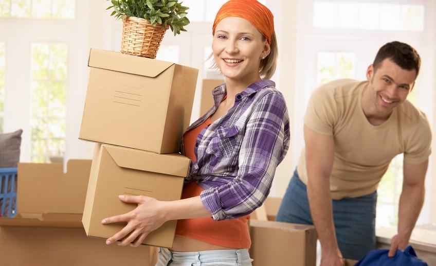 Переезд в новую квартиру или дом: все что нужно знать