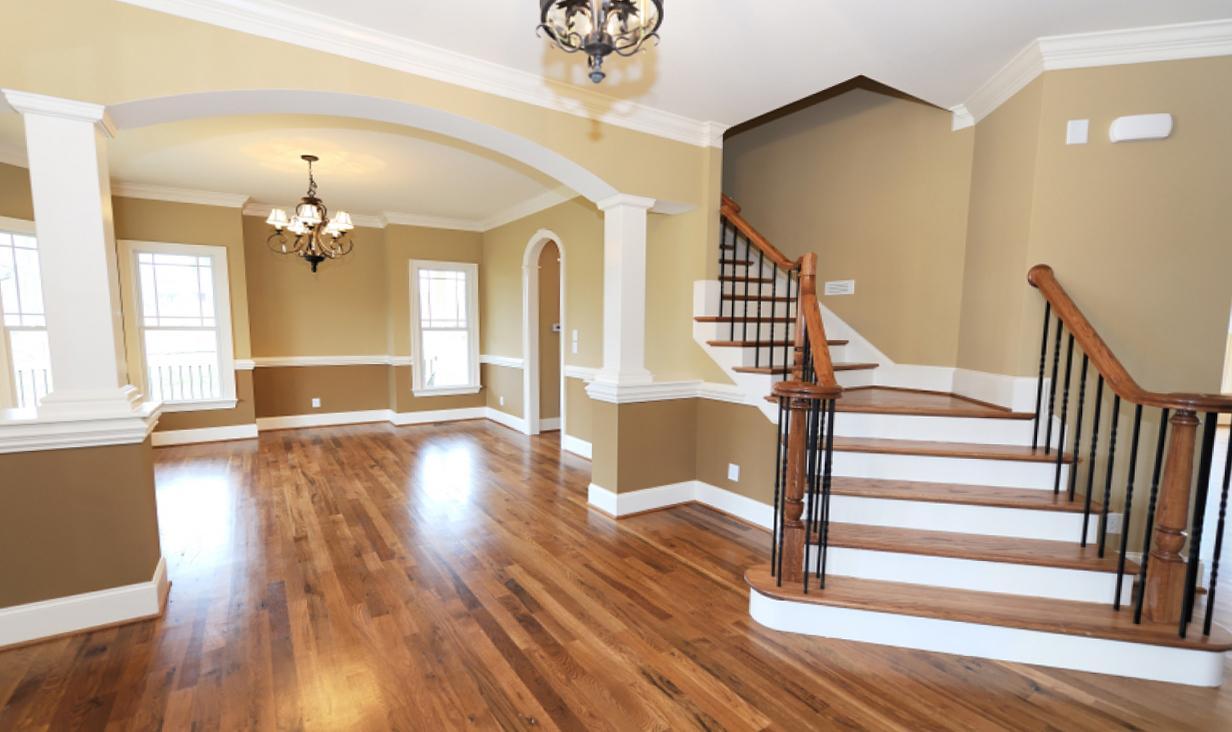 Планирование пространства при ремонте частного дома