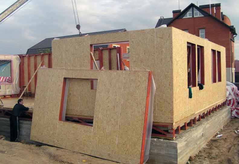 Плюсы и минусы щитовых домов. И выгодно ли их строительство?