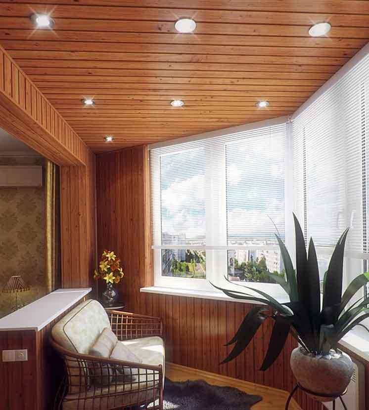 Правильное освещение на балконе: как сделать своими руками