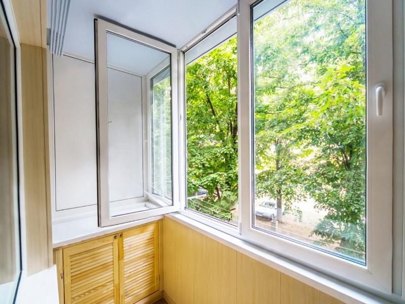 Ремонт и остекление лоджий, балконов