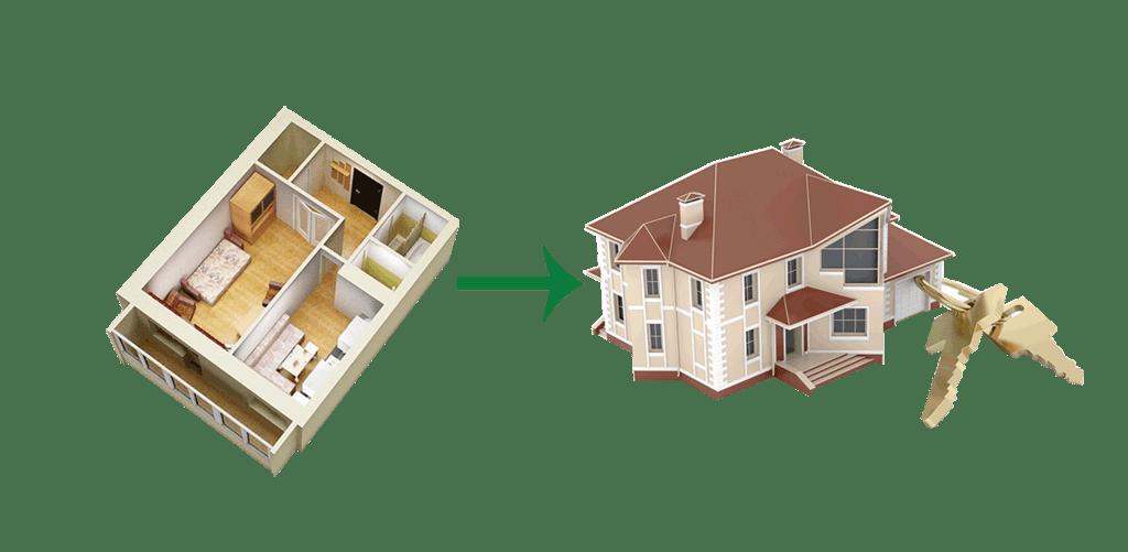 Тонкости обмена квартиры