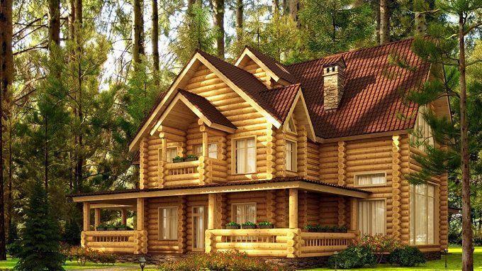 В чем заключаются преимущества деревянных домов
