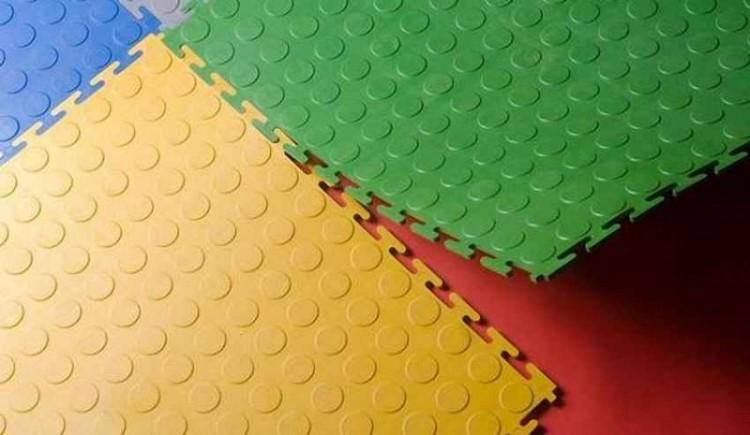 Выбор модульного напольного ПВХ-покрытия